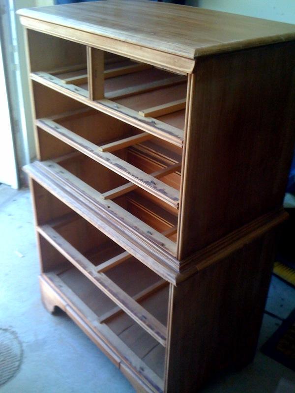 dresser cabinet plans