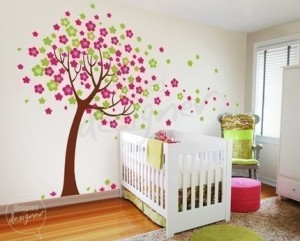 Available for purchase from http://www.etsy.com/listing/48867767/kids-nursery-vinyl-wall-sticker-decal?ref=v1_other_1
