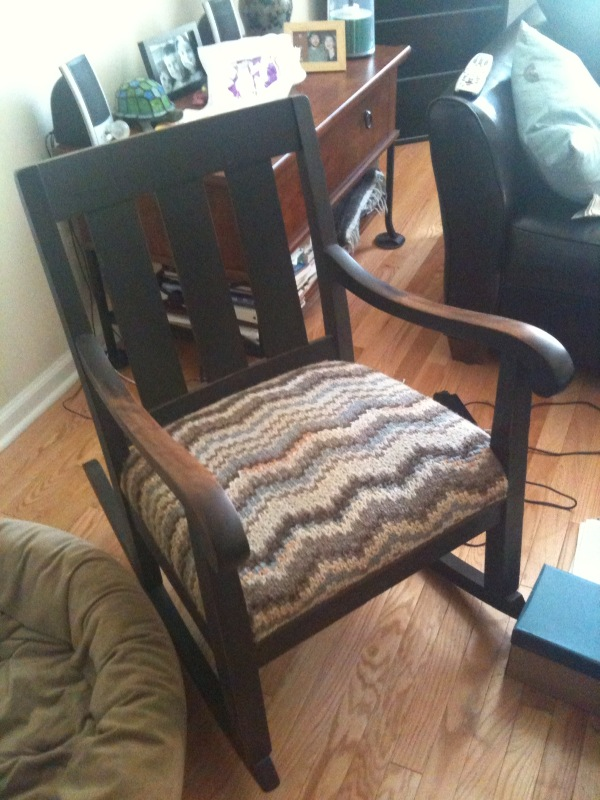 do it yourself rocking chair plans